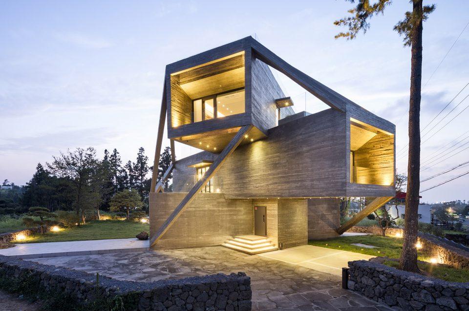 濟州島簡單住宅
